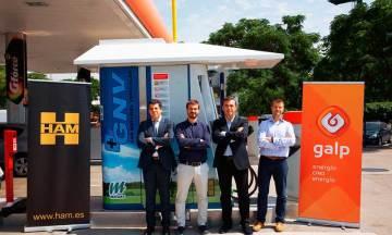 Grupo HAM abre en Cornellà una nueva gasinera de gas natural comprimido