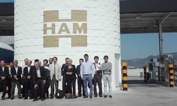 HAM recibe la visita de NGV Internacinal Academy Japón