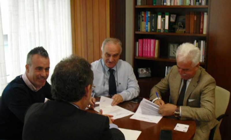 Grupo HAM suministrará gas natural a Fegatramer y a sus asociados tras la firma de un acuerdo