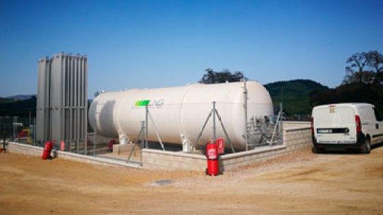 Grupo HAM está especializada en diseñar, construir y poner en marcha plantas de Regasificación GNL para industrias y poblaciones sin red de gaseoductos