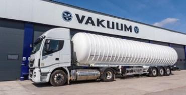 En Grupo HAM contamos con una flota especializada en el transporte de gases criogenizados, gasóleos, fluocarburos, sulfuro de carbono y otros productos