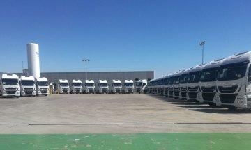 En HAM apostamos por el uso del Gas Natural Licuado para el transporte terrestre, respetando al máximo el medioambiente con una energía limpia y segura