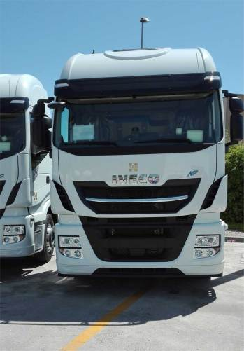 HAM Group has added 25 IVECO Stralis NP 460 LNG to its fleet