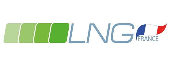 LNG France, logo. Filial francesa de Grupo HAM