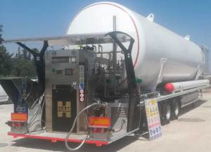 HAM Group has opened its first mobile liquefied natural gas (LNG) mobile station in Murcia
