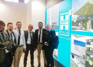 HAM Italia has been present at the Oil&NonOil Fair held on October 24 and 25 in Rome.