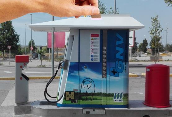El Gas Natural Comprimido permite un importante ahorro en relación a otros combustibles y permite respetar el medioambiente