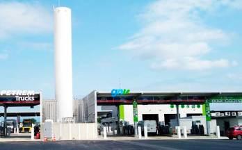 HAM diseña y fabrica para Petrem su nueva estación de servicio GNC-GNL