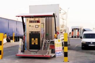 HAM gasinera móvil GNC-GNL Crevillente, Alicante