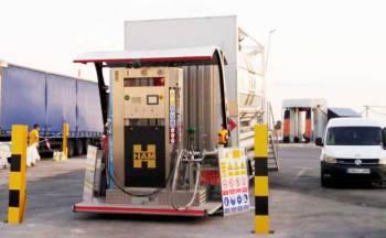 HAM installs a new LNG-CNG mobile unit in Crevillente, Alicante