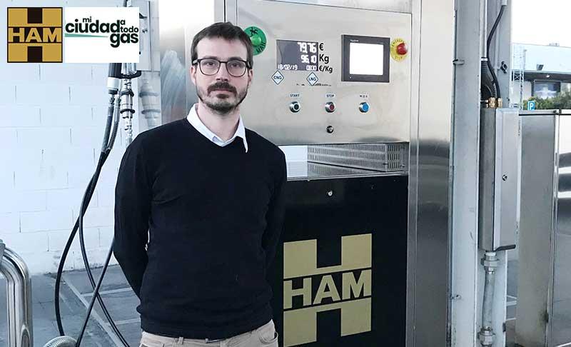 Entrevista concedida por el Director de Marketing de HAM a Mi Ciudad a todo Gas