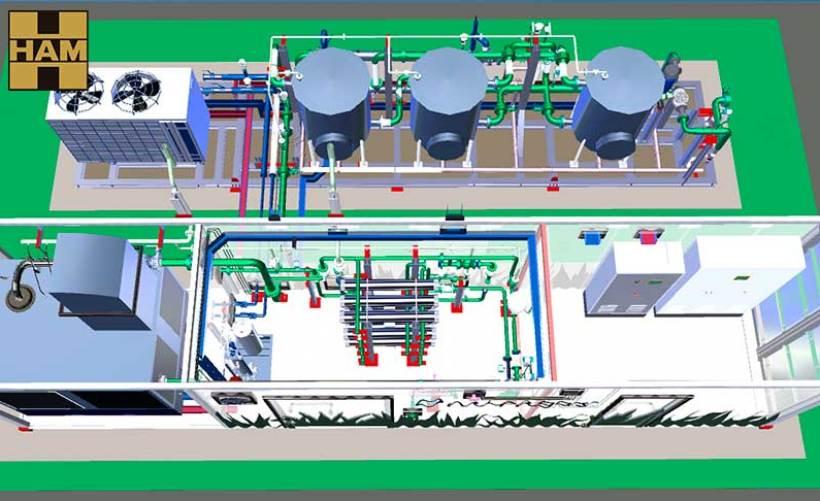 FNX Liquid Natural Gas develops new upgrading equipment to transform biogas into biomethane