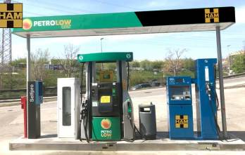 HAM Group opens a new CNG Gas Station in Terrassa, Barcelona