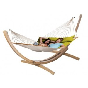 Support hamac Arc400 avec Alabama avocado La Siesta