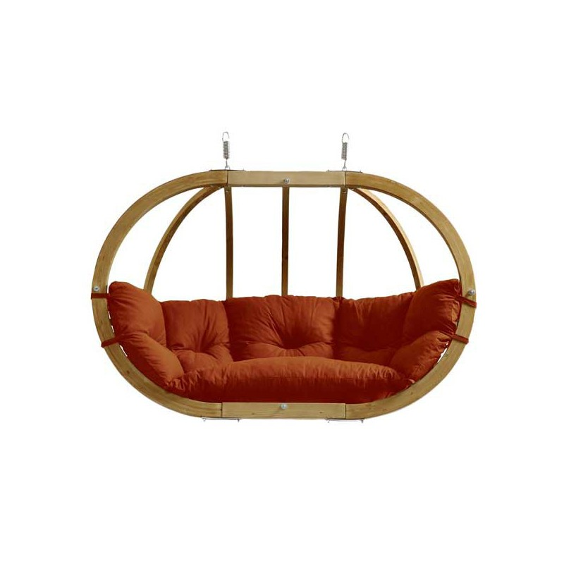 Fauteuil Et Support Amazonas Globo Royal Chair Terracotta