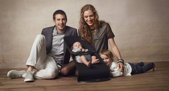 Baby Bjorn Balance Soft- familia