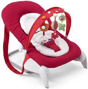Beneficios de usar una hamaca de bebé