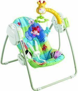Hamaca columpio bebé - Baby Gear