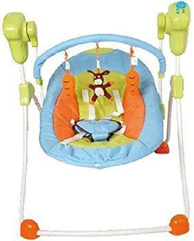 Las 6 mejores hamacas columpio de bebé. Tabla comparativa
