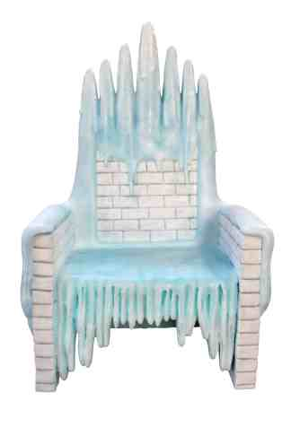 Gingerbread Throne seat