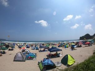 入田浜2019夏