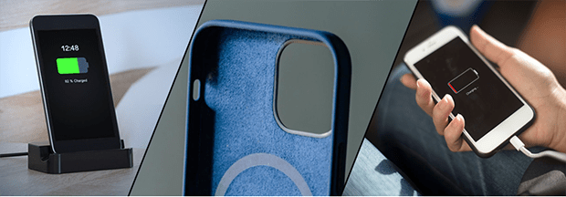 کیا موبائل کور بیٹری کو نقصان پہنچا سکتا ہے؟ چارجنگ کے دوران کی جانے والی یہ 5 عام غلطیاں جو آپ کی موبائل کی بیٹری کو خراب کر سکتی ہیں 1