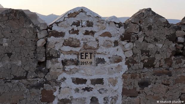 پریوں کا تالاب٬ کیا آپ جانتے ہیں کہ دیوارِ سندھ کا معمہ کیا ہے؟ 3