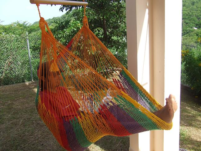 hamac chaise filet mexicain
