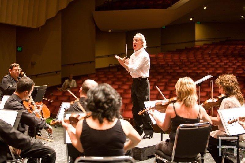 Celebrated Armenian conductor Aram Gharabekian has passed away