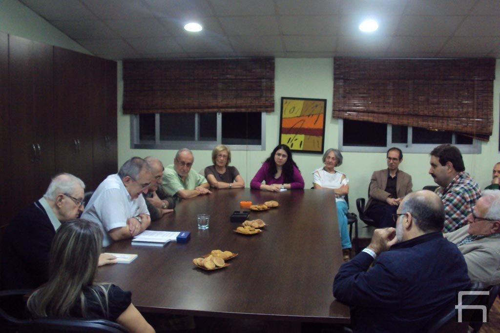 "Presentation of Hagop Balian's Book ""Along with Time"" (Lebanon)"