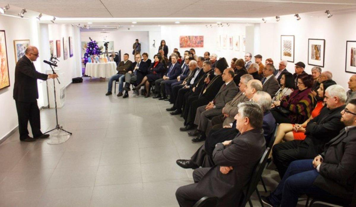 "2015 Harvest Season at ""Hamazkayin Vahe Sethian"" Publishing House (Lebanon)"