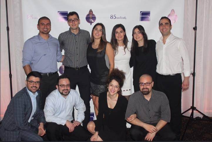 Djemaran Alumni Executive Board of Montreal