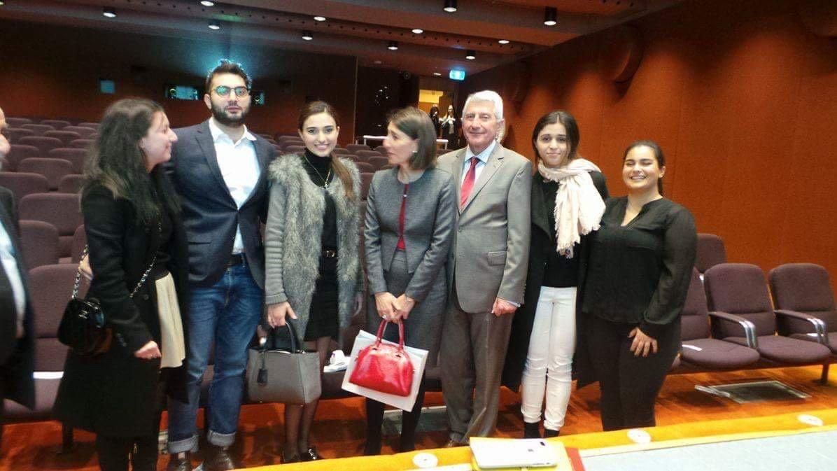 Events Dedicated to the 350th Anniversary of the First Armenian Printed Bible (Sydney)