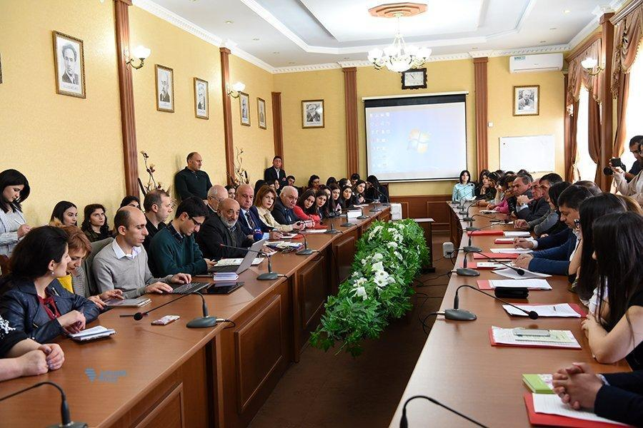 SCIENTIFIC CONFERENCE DEDICATED TO 100TH ANNIVERSARY OF THE RE-ESTABLISHMENT OF STATEHOOD IN ARTSAKH
