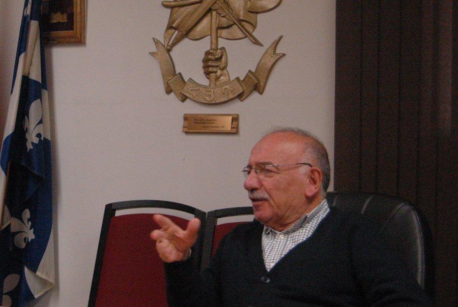 Հարցազրոյց Համազգայինի Կեդրոնական Վարչութեան ատենապետ Մկրտիչ Մկրտիչեանի հետ
