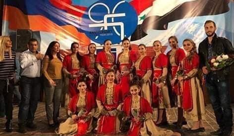 Epic Celebration of Hamazkayin's 90th Anniversary in Damascus