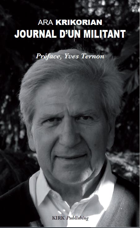 Ara Krikorian Presents his Memoir in Paris