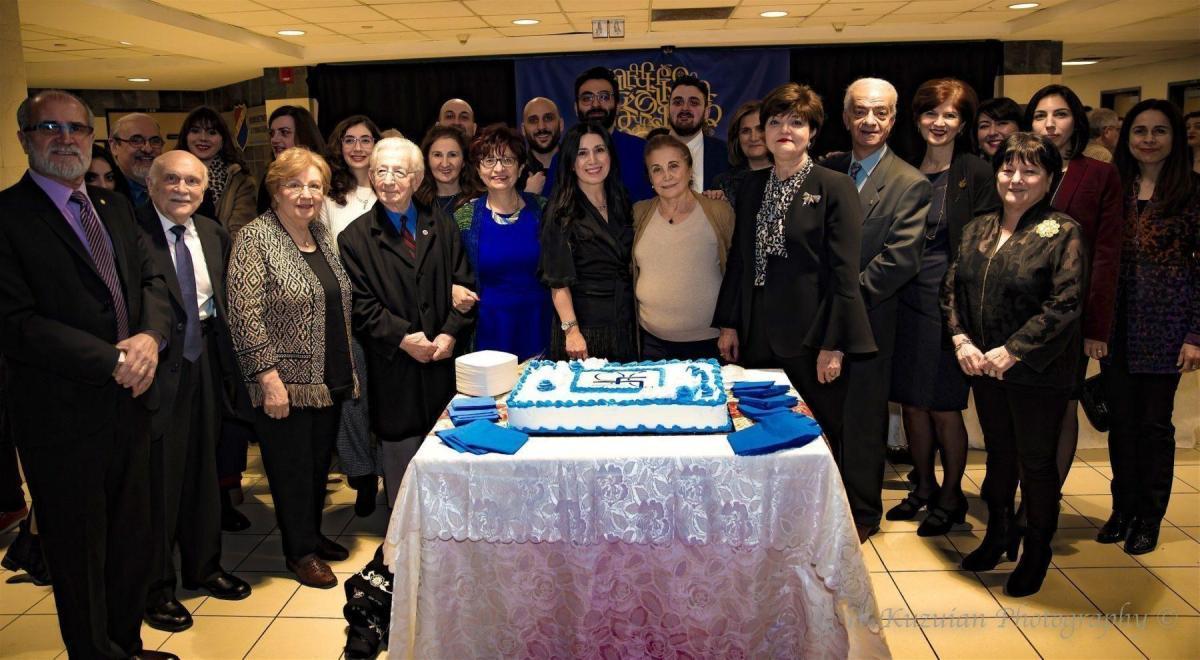 """Root and Branch"": Hamazkayin in Canada Celebrates Ninetieth Anniversary"