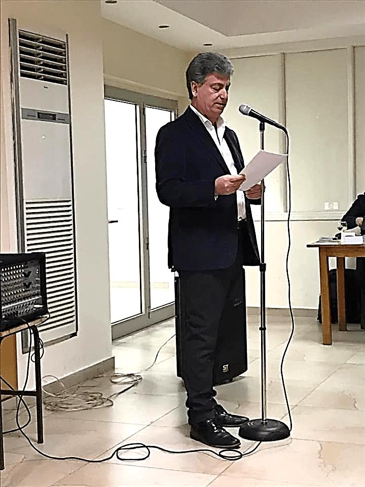 Համազգայինի հերթական մշակութային երեկոն նուիրուած Ուիլիամ Սարոյեանին (Կիպրոս)