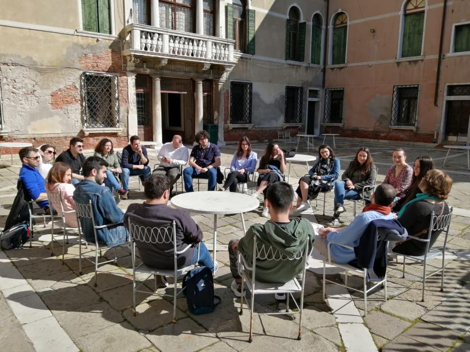 YouthLinks Gathering of European College Students Begins in Venice