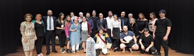 """Fortunate Father"" Staged in Australia"