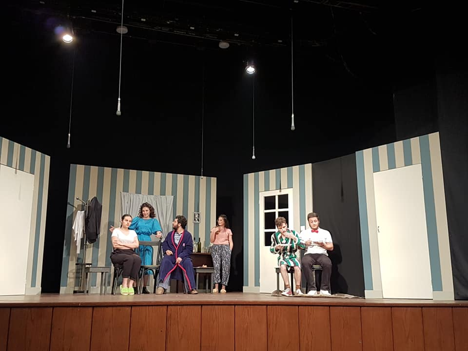 """One Small Hitch"" Comedy Staged in Lebanon"