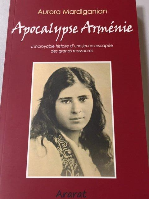 """Apocalypse Arménie"" Book Launch Held in Paris"