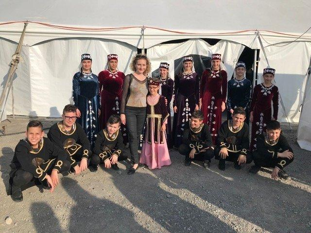 Համազգայինի «Անի» պարախումբի մասնակցութիւնը «Festival Orientalys»-ին եւ Ս. Յակոբի քերմէսին (Գանատա)