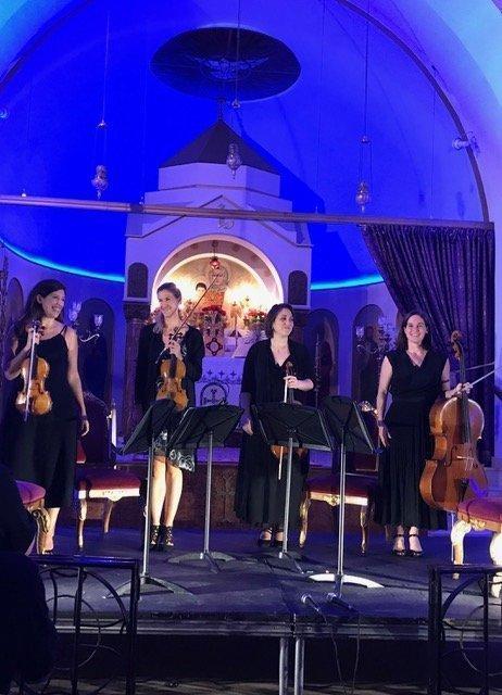 Հայ դասական երաժիշտներու նուիրուած երեկոյ (Գանատա)