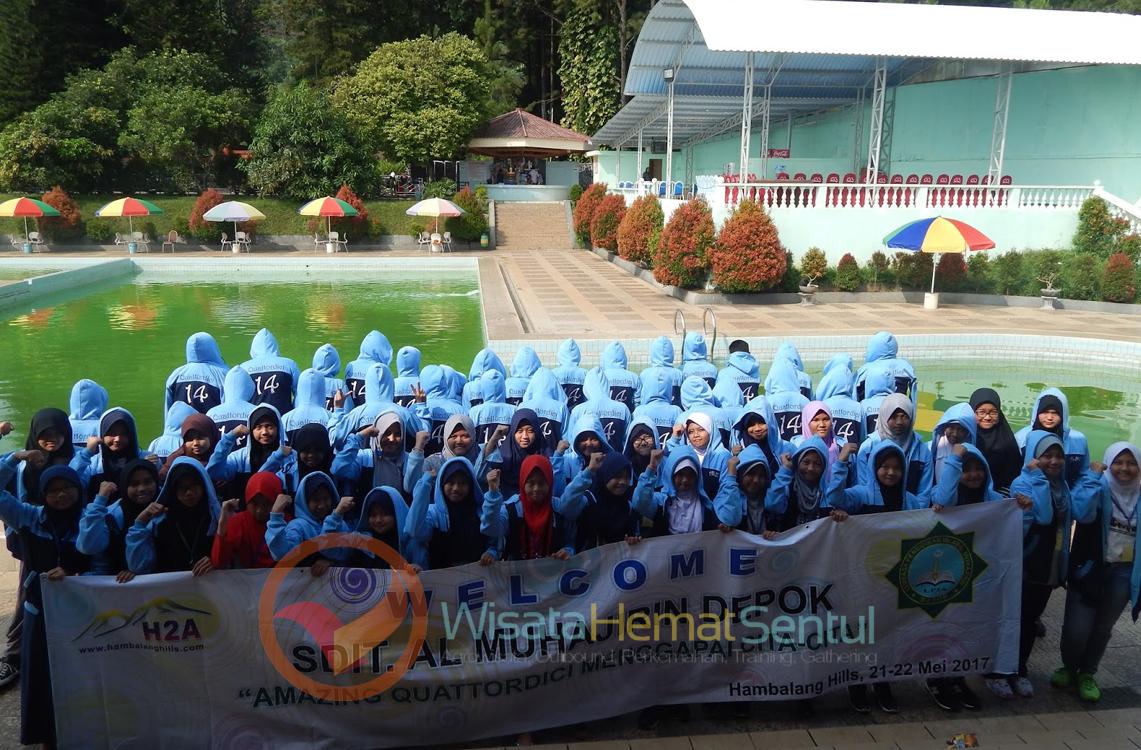 Paket Perpisahan Sekolah 2021 di Bogor