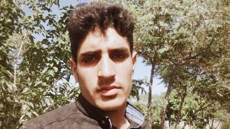 عبدالباری ١٩ ساله بود که توسط نیروهای مرزی ایران در دریا انداخته شد