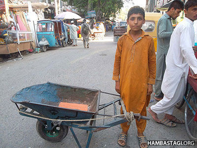 Jalalabad Poor People