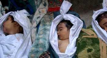usa bombing kill childern