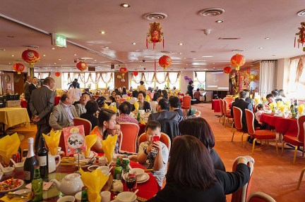 Glamorous Chinese Restaurant, Manchester, from Tolfalas.com